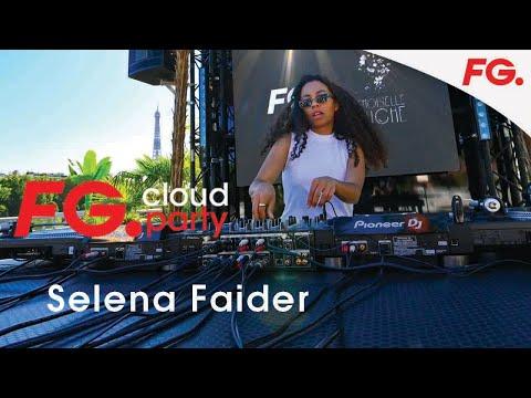 SELENA FAIDER | FG CLOUD PARTY | LIVE DJ MIX | RADIO FG