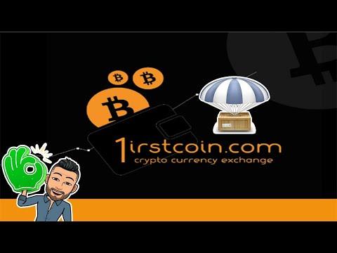 Ganhe fácil e de graça $1,5 dólares no airdrop 1irstCoin no Telegram . 100% REAL !