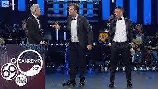 Sanremo 2019   Lo Show Di Pio E Amedeo