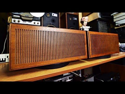 Top Ten Vintage Telefunken HiFi Klangbox RB 70 Lautsprecherbox Speakers High End PHILIPS CD 104