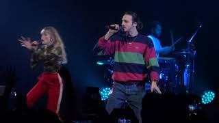 Angèle & Roméo Elvis   Tout Oublier (Live à Bruxelles   Brol Tour, Ancienne Belgique) HD