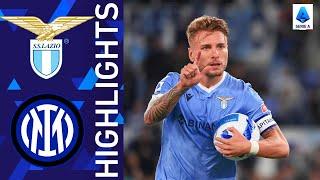 Lazio 3-1 Inter Pekan 8
