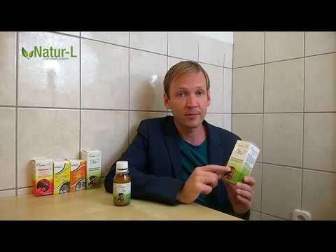 Modern gyógyszerek a férgek számára