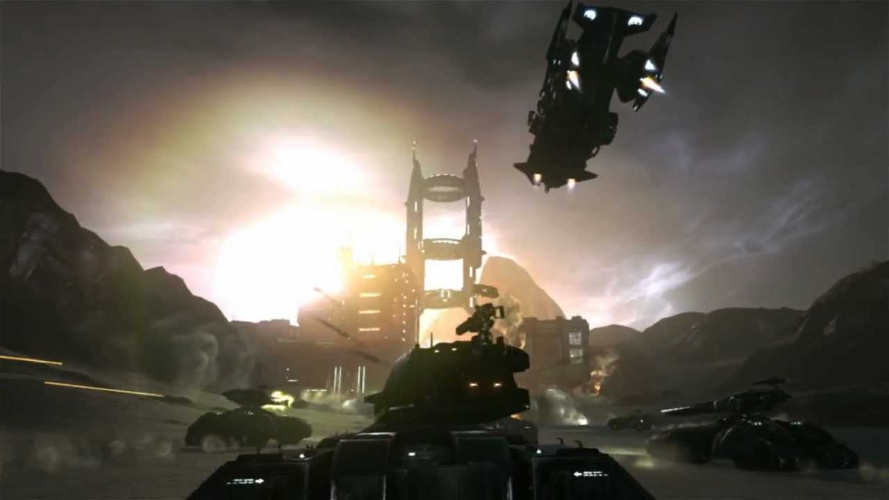 DUST 514 Gets Vita App And Beta Date