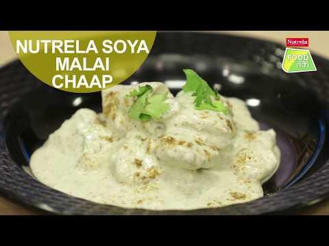 Nutrela Soya Malai Chaap