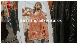 Thrifting Adventures (aka finding random grandma clothes 😂)   WahlieTV EP739