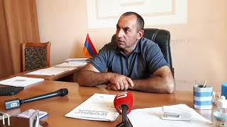Վիճակը հայ- ադրբեջանական սահմանին՝ Գեղամասարի փոխհամայնքապետի ներկայացմամբ