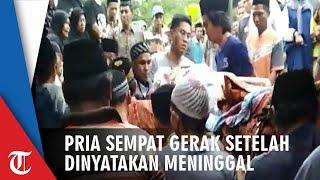 Pria di Bengkulu yang Bergerak Kembali saat Dimandikan setelah Dinyatakan Meninggal 17 Jam