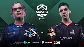 Isurus Gaming VS Furious Gaming | Jornada 12 | Liga Master Flow