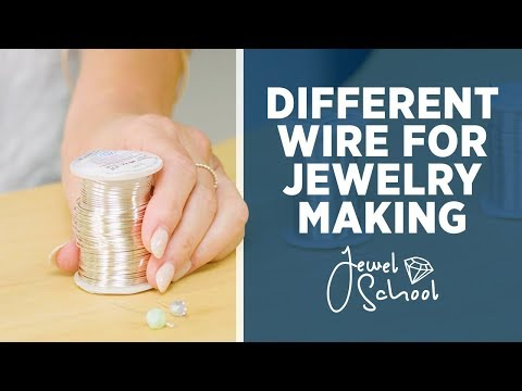 All About Different Wire for Jewelry Making   Jewelry 101