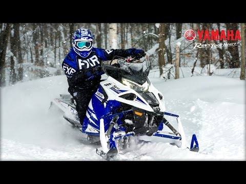2018 Yamaha Sidewinder X-TX SE 141 in Derry, New Hampshire - Video 1