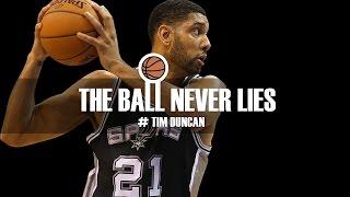 THE BALL NEVER LIES #32 - TIM DUNCAN