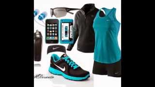 Women's workout clothes | exercise and running
