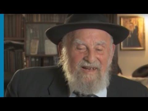 El Rabino Itzjak Eljanán Gibraltar relata sobre la entrada de los rusos a Kovno