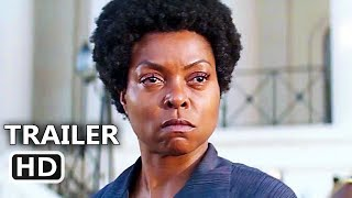 THE BEST OF ENEMIES Official Trailer (2018) Sam Rockwell, Taraji P. Henson Movie HD