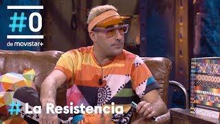 LA RESISTENCIA - Entrevista A Okuda San Miguel | #LaResistencia 25.02.2019