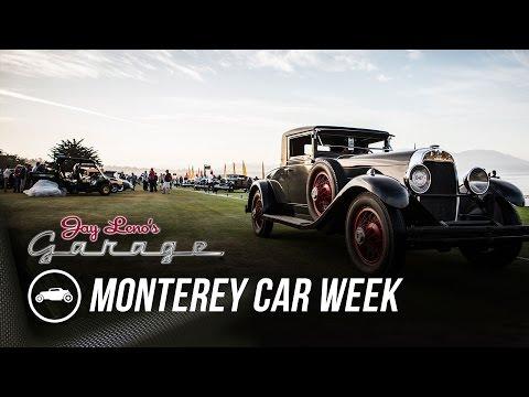 Monterey Car Week 2015: The Lawns – Jay Leno's Garage
