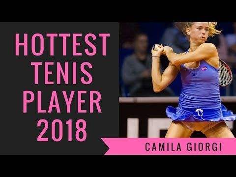 Camila Giorgi 2018 - Hottest Tennis Player Alive - Great Legs Mp3