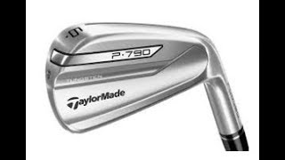 TaylorMade P790 Review by Mark Crossfield