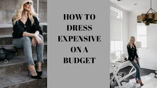 How to Look Expensive | Style Over 40