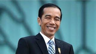 Reaksi Jokowi saat Ditanya Terkait Pidato Prabowo Sebut Indonesia Bubar 2030