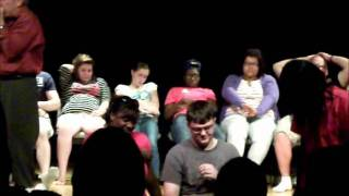 preview picture of video 'Hypnotist Dr. Steve Taubman at SUNY Canton (Part 1)'