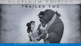 Beauty and the Beast (Platinum Edition) 2002 DVD Trailer #2
