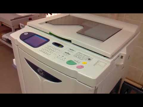 Risograph Riso Ez 570/ Ez570 Digital Duplicator