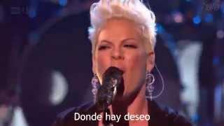 Pink  Try Subtitulado en español ...
