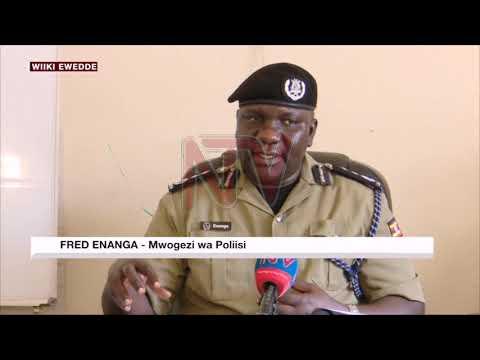 SSIMU EZAABOYEBWA: Abasuubuzi bagadde amaduuka, bawakanya poliisi