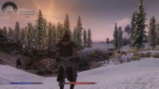 The Elder Scrolls V: Skyrim (Сборка SLMP-GR 3.0.7)в замок Волкихар #17