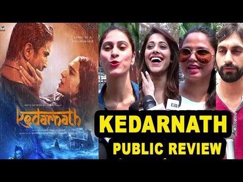 Kedarnath movie Hit or Flop Honest Review by Public- Sara Ali Khan & Sushant Singh Rajput