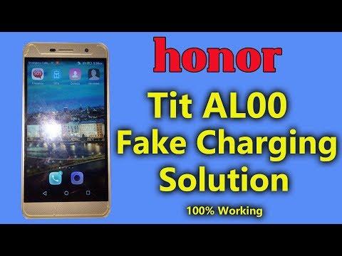 DIY)How to Fix Fake Charging Problem on Huawei Y336-U02 - смотреть