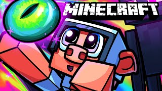 Minecraft Funny Moments - No Death Ender Quest Continues!
