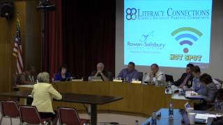 preview picture of video 'Rowan-Salisbury Schools - Board of Education Meetings - Part #1'