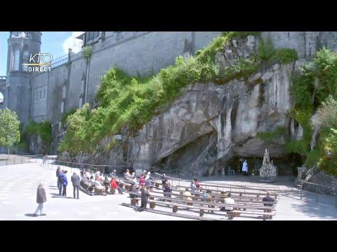 Chapelet à Lourdes du 9 juin 2020