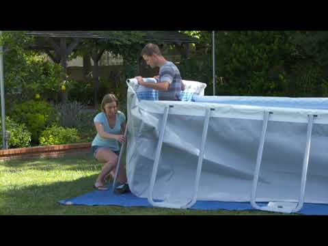 Intex Ultra XTR Frame Pool rechteck