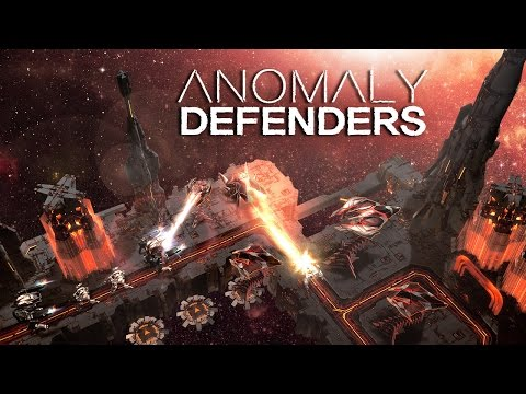 Anomaly Defenders - Official HD Gameplay Trailer thumbnail