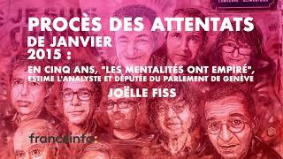 Entretien sur France Info