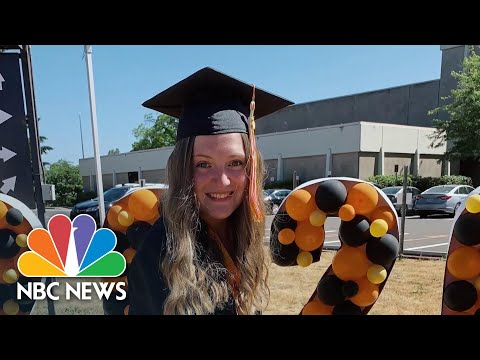 Gen Z Teens Explains How The Pandemic Has Changed Their Lives | NBC News NOW