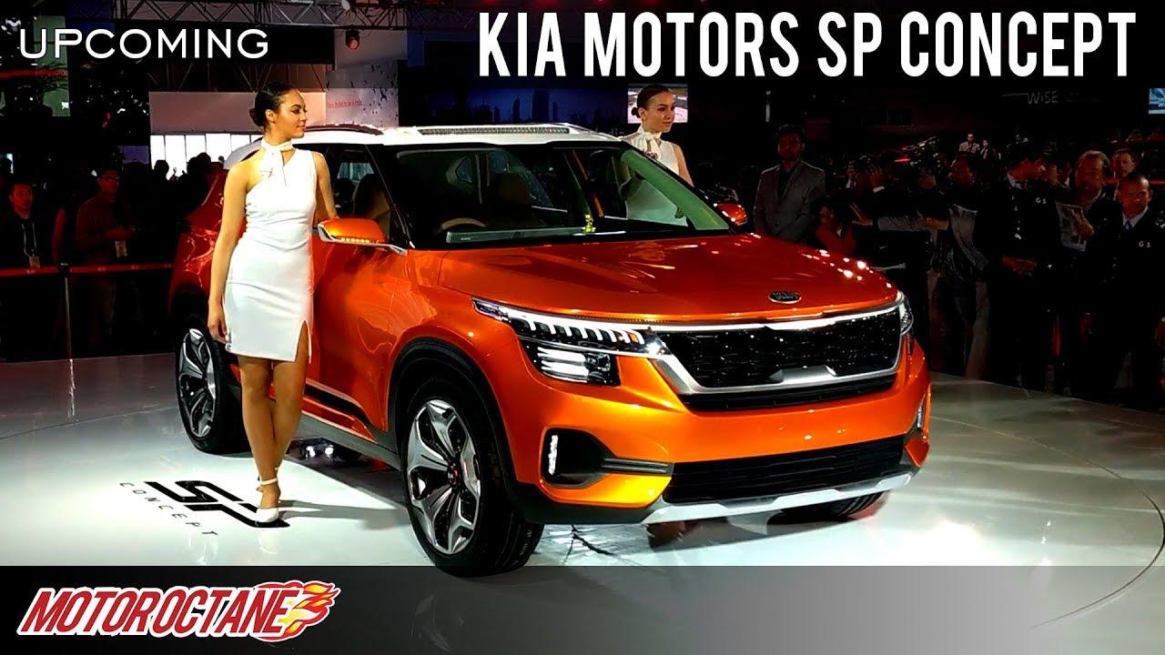 Motoroctane Youtube Video - Hyundai Creta biggest competition - Kia SP SUV | Hindi | MotorOctane