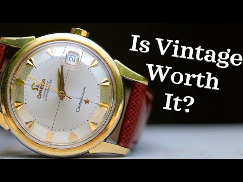 Are Vintage Watches Worth It?