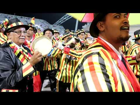 PLAYERS Cape Town Carnival 5 January 2019 Athlone Stadium/minstrels/Klopse/Coons