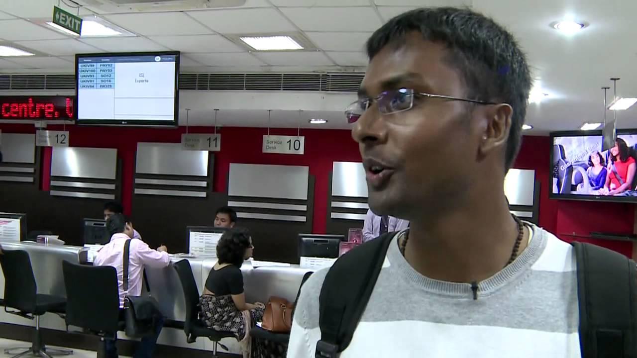 UK visa application from India