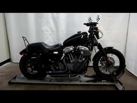 2009 Harley-Davidson Sportster® 1200 Nightster® in Eden Prairie, Minnesota - Video 1