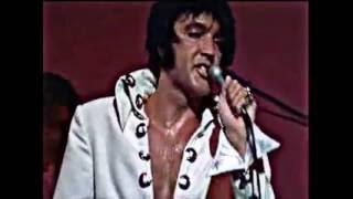 Elvis Presley-Something(the Beatles hit)+lyrics