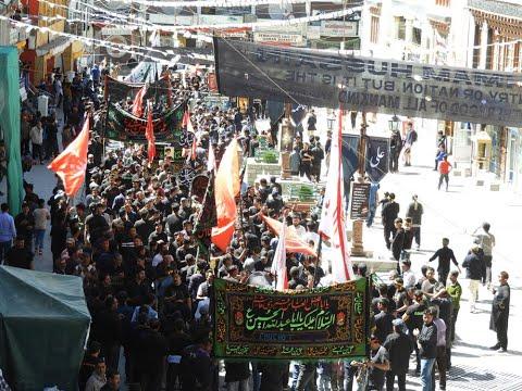 Shia muslim observes Muharam ul Haram in Leh
