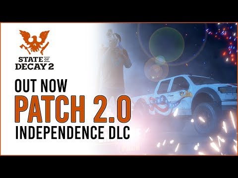 NEW* UPDATE 8 0! FULL PATCH NOTES (STATE OF DECAY 2) WW2