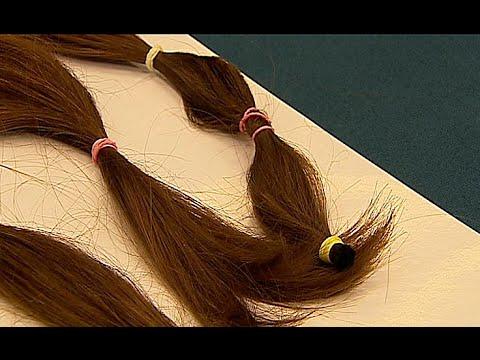 Alergie z oczyszczania farbowania włosów