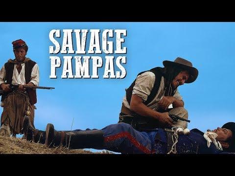 Savage Pampas | WESTERN Movie in Full Length | Free Movie | English | HD | Full Movie